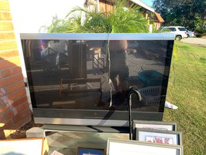 """60"""" Flat Screen and Stand for Sale in San Diego, CA"""