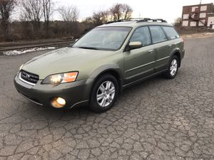 Subaru Outback 2005 4CLY 4WD CLEAN CARFAX for Sale in New Britain, CT