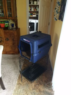 Dog crates for Sale in Seattle, WA