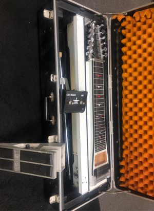MSA Pedal Steel Guitar for Sale in Pembroke Pines, FL
