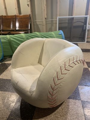 Kids Baseball Chair for Sale in St. Louis, MO