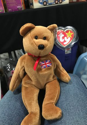 Ty beanie baby Britannia Mint Condition for Sale in Kannapolis, NC