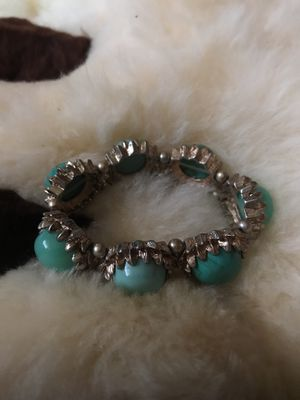 Turquoise custom jewelry bracelet for Sale in Colorado Springs, CO