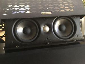 Polk Audio center speaker RM202 for Sale in Glendale, AZ