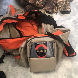 Scent crusher duffel for Sale in Chesapeake, VA