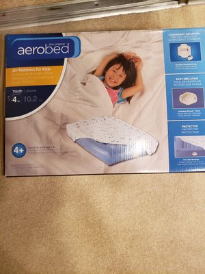 Aerobed....Air mattress for kids for Sale in Coconut Creek, FL