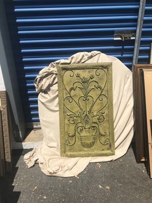 Gorgeous metal wall hanging 21 x 35 for Sale in Ashland, MA