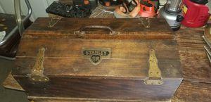 Antique Stanley Works ToolBox for Sale in Belton, SC