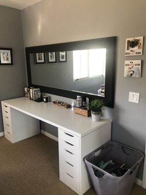 Large wall/standing mirror for Sale in Norco, CA
