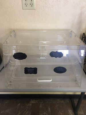 Used Pastries Case for Sale in Moreno Valley, CA