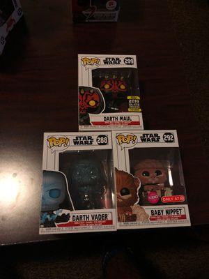 Funko Pop Star Wars Lot for Sale in Riverside, CA