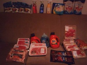 Groceries and cleaning supplies. for Sale in Seattle, WA