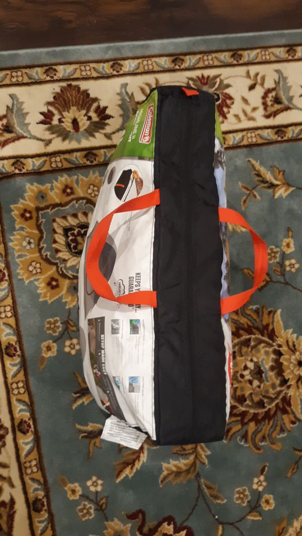 BRAND NEW in the Bag Coleman Highline 4-Person Dome Tent, 9 x 7 Brand New!!! Also, PLEASE check my other listing items, thanks!