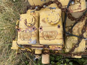 Lister diesel generator for Sale in Caney, KS