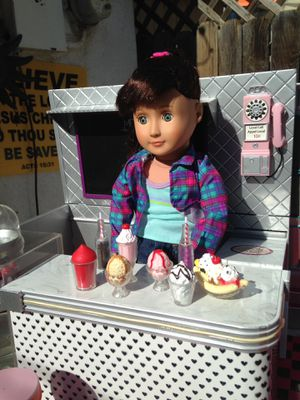 Our generation doll & diner for Sale in El Monte, CA