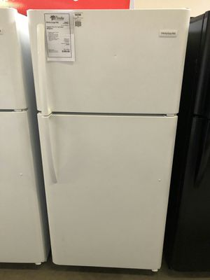 "New Frigidaire White 30"" Top Freezer Refrigerator 1 Year Manufacturer Warranty for Sale in Chandler, AZ"