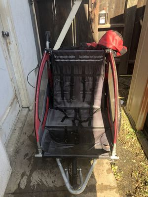 Baby Diego bike trailer for Sale in Modesto, CA