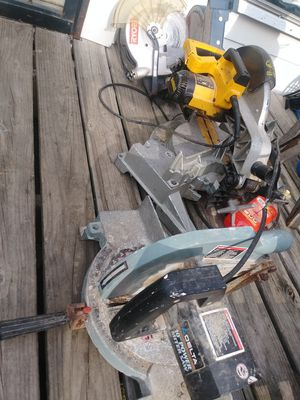 3 table saws for Sale in Detroit, MI