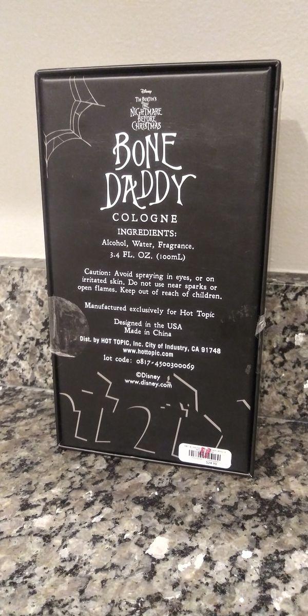Bone Daddy: cologne 3.4 fl oz