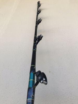 Fishing rod - heavy tackle for Sale in North Palm Beach, FL