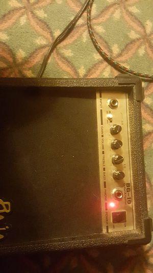 Baja guitar amplifier for Sale in Missoula, MT