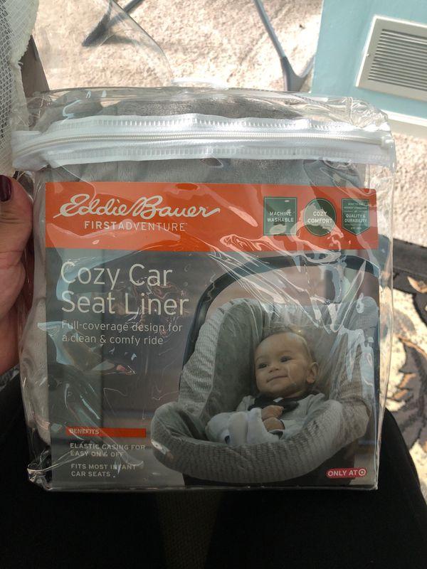Car seat liner