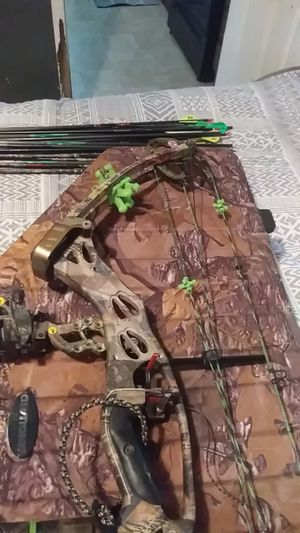 Nice compound bow for Sale in Bloomington, IL