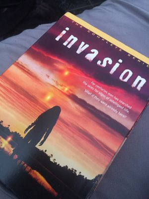 Invasion 6 disk series for Sale in Tampa, FL