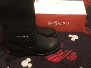 Brand New Cat & Jack Girls Boots size 1!!! for Sale in Charleston, SC