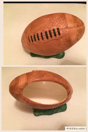 Ceramic football for Sale in Sterling Heights, MI