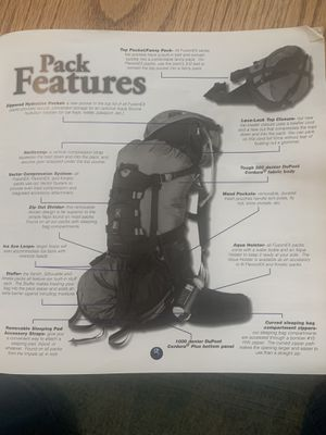 Woman's Osprey Isis Backpack for Sale in Columbus, OH