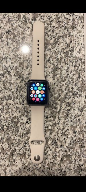 Apple watch series 3 for Sale in Chesterfield, MA
