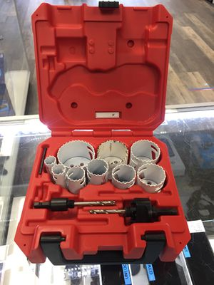 Milwaukee 49-22-4025 13-pc General Purpose Hole Dozer™ Hole Saw Kit for Sale in Lynn, MA