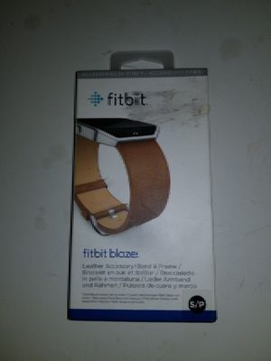 brand new band and frame for Fitbit blaze for Sale in Tacoma, WA
