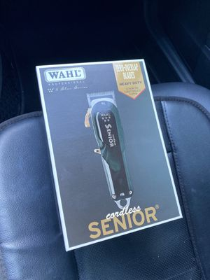 WAHL CORDLESS SENIOR !! for Sale in FL, US
