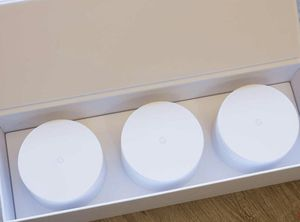 Google Wifi AC-1304 3-Pack Router replacement for Whole Home NEW for Sale in Lakewood Ranch, FL