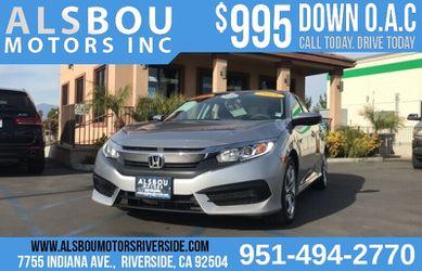2018 Honda Civic LX for Sale in Riverside,  CA