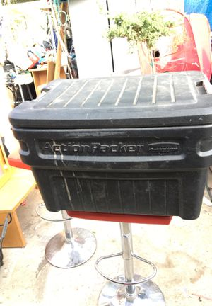 Action packer storage container for Sale in Norwalk, CA