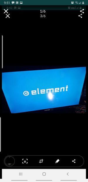 ELEMENT FLAT SCREEN T.V for Sale in Fontana, CA