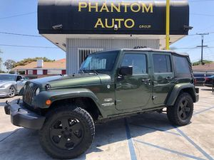 2007 Jeep Wrangler for Sale in South Gate, CA