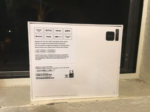 Apple TV 4 4k New Sealed for Sale in San Diego, CA