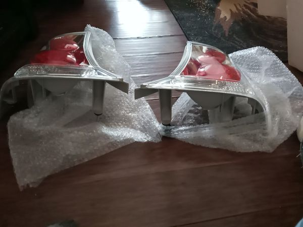 Tail lights Ford 2000 until 2005 Ford Focus 4 door