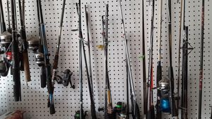 Fishing poles $20 each for Sale in Columbus, OH