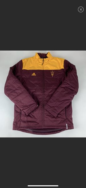 Arizona State Sun Devils NCAA Adidas Puffer Jacket for Sale in Young, AZ