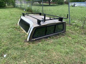 Leer camper shell for Sale in Dallas, TX
