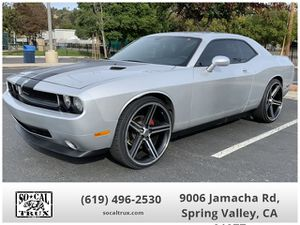 2010 Dodge Challenger for Sale in Spring Valley, CA