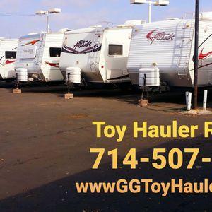 Toy Hauler for Sale in Costa Mesa, CA