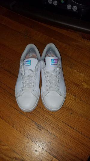 Adidas womens 8.5 sneaker for Sale in Millville, NJ