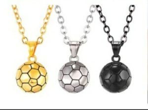 Soccer Ball Necklace Stainless Steel Sport Jewelry for Sale in Las Vegas, NV