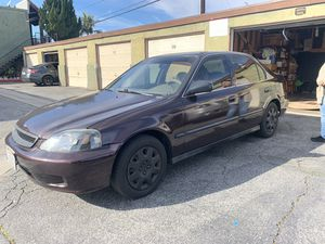 2000 Honda Civic lx for Sale in West Covina, CA